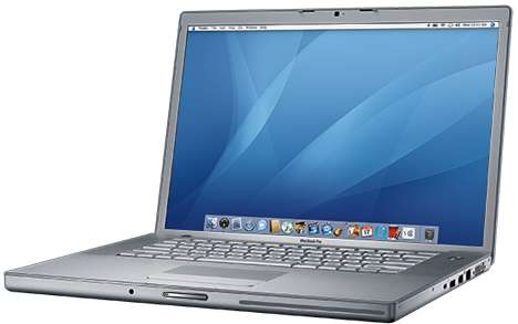 Apple MacBook Pro with intel Core Duo Processor