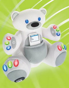 iPulse Bear Speaker for DAPs