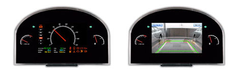 Sharp develops new in-vehicle LCD