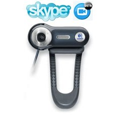 DIY surveillance system with Skype