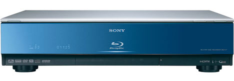 Sony to launch Blu-ray recorders