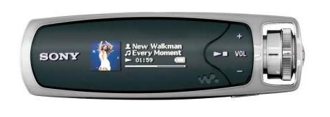 Sony NW-S706