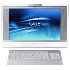 New Sony Vaio All-in-One desktop