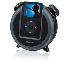 Accurian Alarm Clock for iPod
