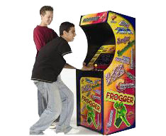 Classic arcade cabinets on sale