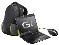 Asus targets gamers with G1 and G2
