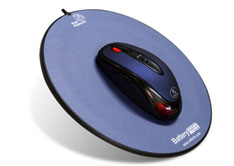 Battery-free wireless mouse