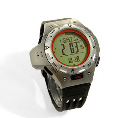 Digital Compass Watch for outdoor types