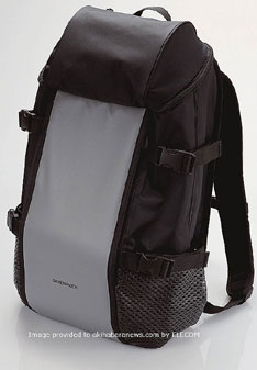 Zeroshock notebook backpack