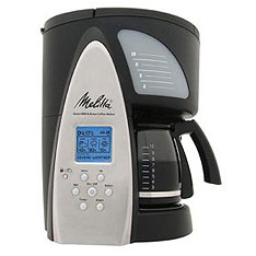 Melitta Smart Mill & Brew Coffee Maker