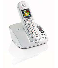 Philips CD5351S DECT cordless phone