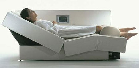 Position Massage Sofa for tired souls