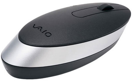 Sony VGP-BMS30 wireless mouse