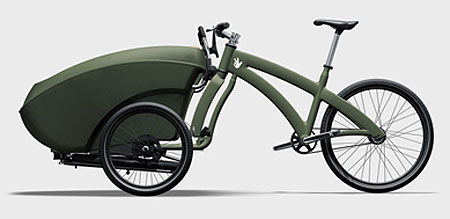 TrioBike - a green way to get around