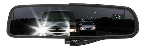 Gentex Auto-Dimming Rearview Mirror