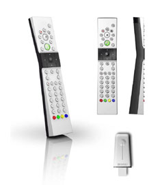 Philips Vista Media Center remotes
