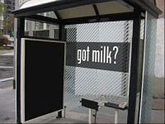 Bus shelters get scent advertising