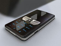 Sony Ericsson toys with concept phone