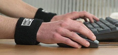 Wristease combats carpal tunnel