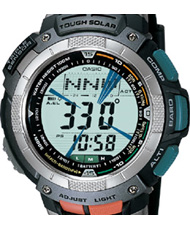 Casio Pathfinder PAG-80 Review