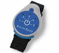 Wrist Watch that prevents Anti-Motion sickness