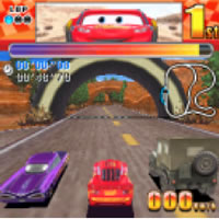 Vodafone K.K. offers Cars 3D game