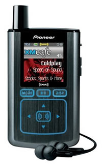 Pioneer XM2Go Inno portable satellite radio
