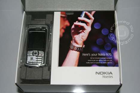 A few months with the Nokia N70