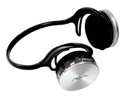 UZ-PS128 recordable MP3 headphones from Aiwa