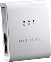 Netgear introduces 200 Mbps Powerline solution