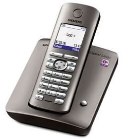 Siemens Gigaset S450 works best with Yahoo! Messenger