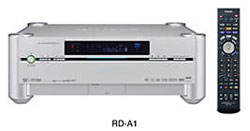 Toshiba unleashes HD-DVD recorder in Japan