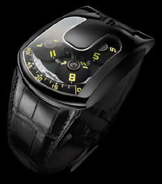 Urwerk UR-103 Blackbird watch