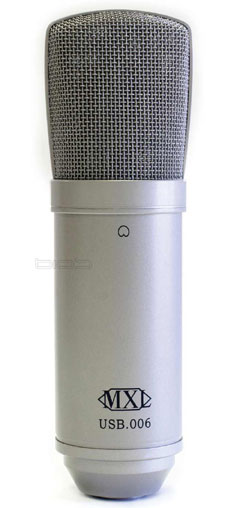 MXL.006 USB/Cardioid Condenser Microphone