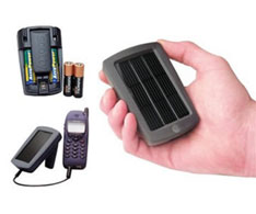 Scotty Phone & USB Solar Charger