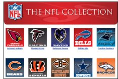 NFL PhotoStamps now available