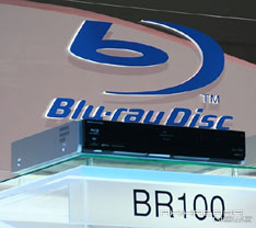 Panasonic unveils video Blu-ray burner