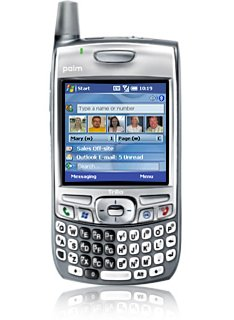 Palm Treo 700wx from Sprint