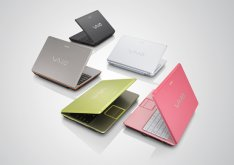 Sony launches colorful Vaio C notebooks