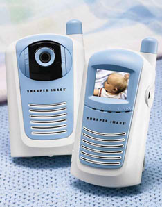 Wireless Color Baby Monitor
