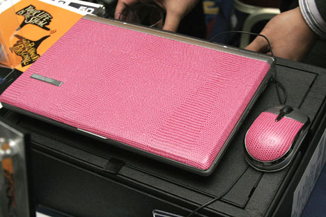 Asus S6 Pink Leather Limited Edition