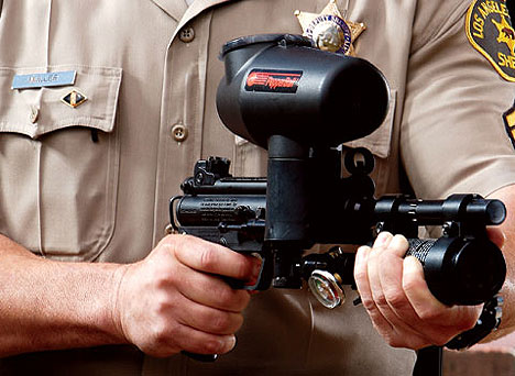 Future weapons for cops