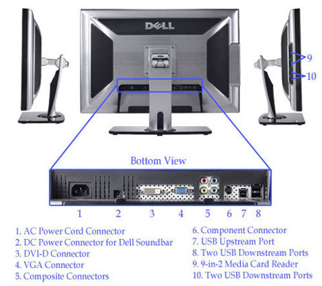 Dell 2707WFP leaked