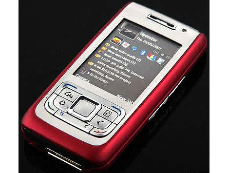 Nokia E65 slider to be announced
