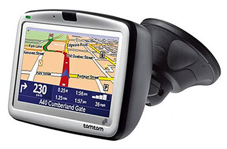 TomTom GO 910 shipped with virus