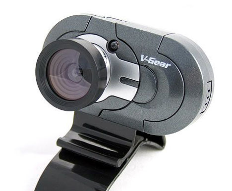 V-Gear Talkcam Tracer Webcam