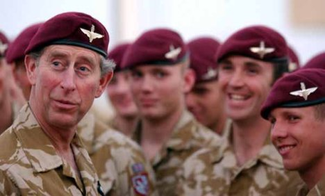 British troops to get free WiFi