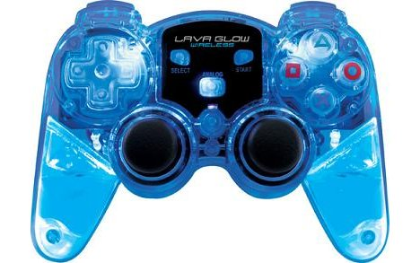 dreamGEAR Lava Glow for PS3