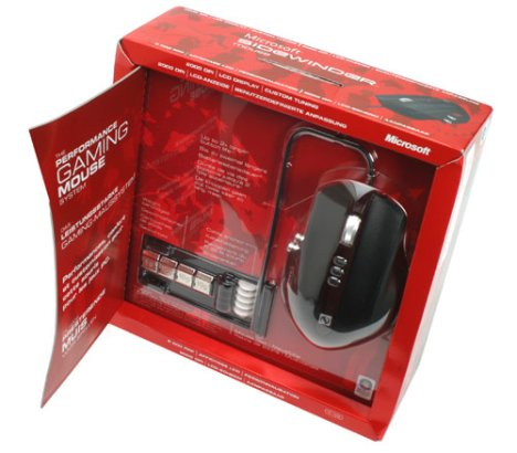 Microsoft SideWinder mouse reviewed