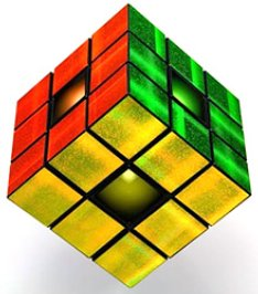 Rubiks Cube Nouvelle Version